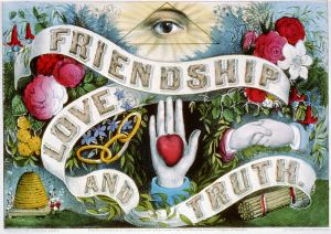 Friendship, Love & Truth - Wikimedia Commons