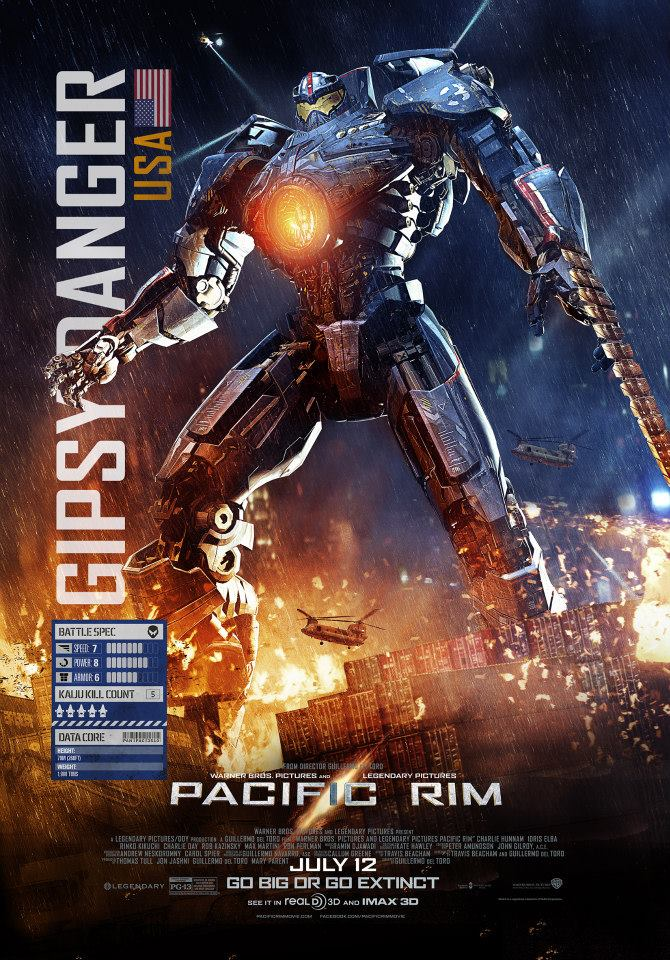 Pacific Rim - The Movie  Pacific Rim Eden Assassin