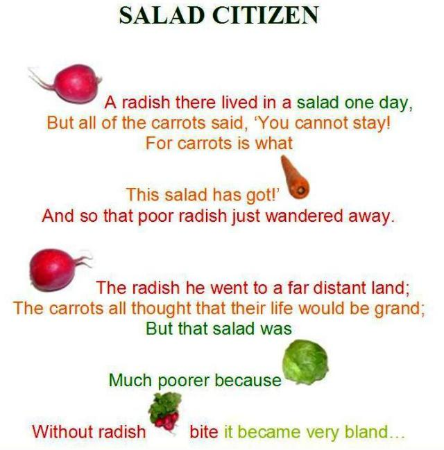 Salad Citizen