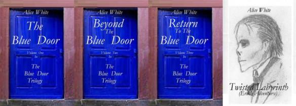 TheBlue DoorAliceWhite