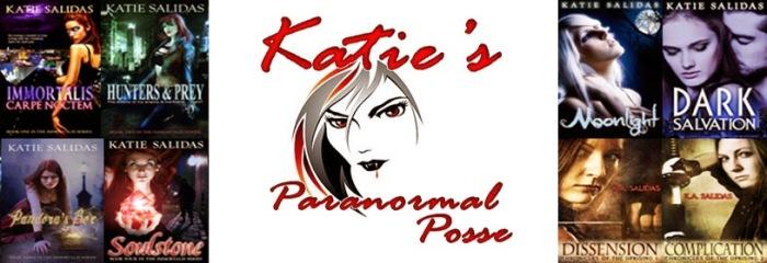 Paranormal Posse Katie Salidas