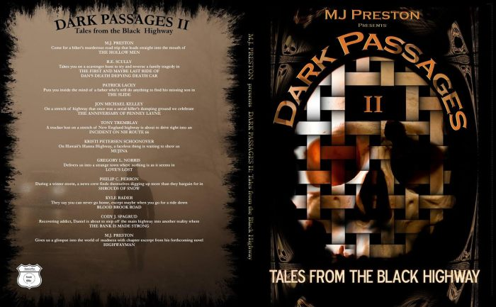 Dark Passages 2 MJ Preston