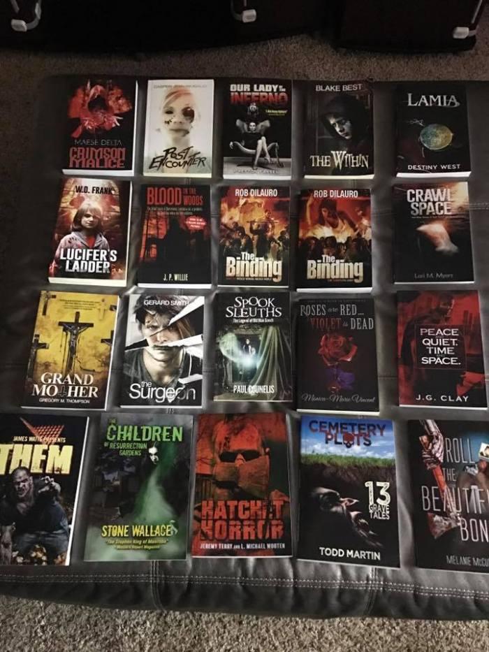Fear Front Publishing Authors