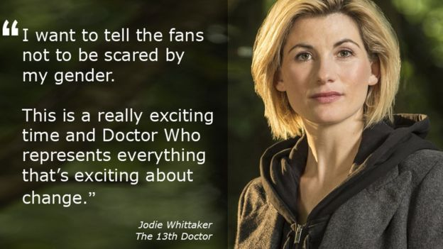 JodieWhittaker Dr Who