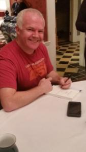 Author Al Burke