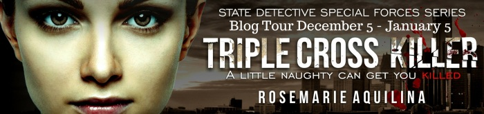 Blog Tour Triple Cross Killer