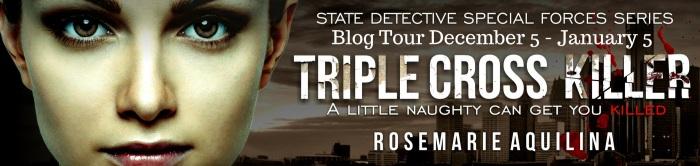 Blog Tour Triple Cross Killer