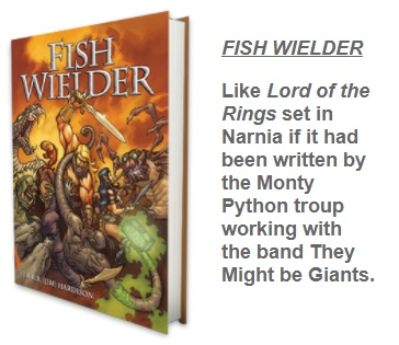 Fish Wielder