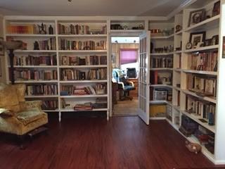 Dawn Bookshelf