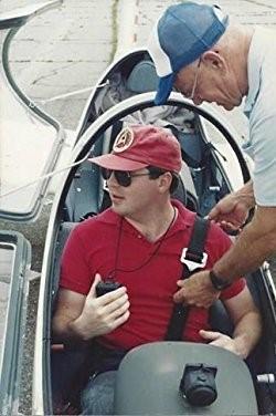 Ed McKeown Pilot Pic