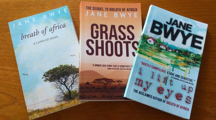 Jane Bwye Books