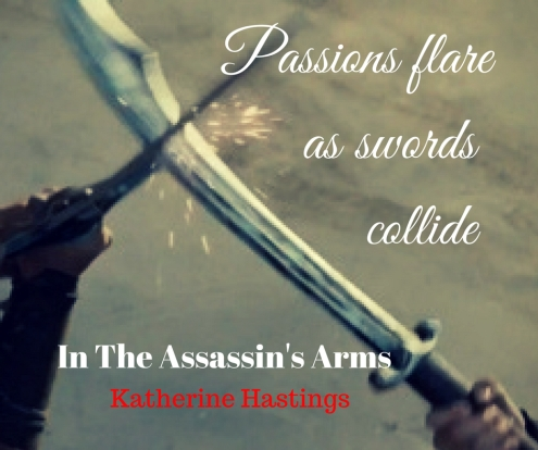 Passions flare as swords collide