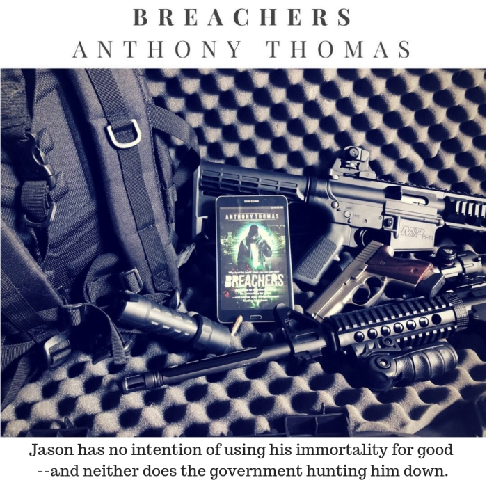 Breachers graphic