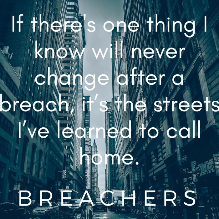 Breachers Quote