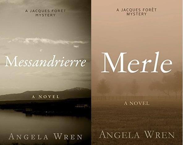 angela wren books