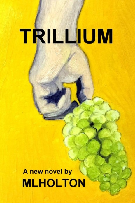 TRILLIUM by MLHOLTON book cover