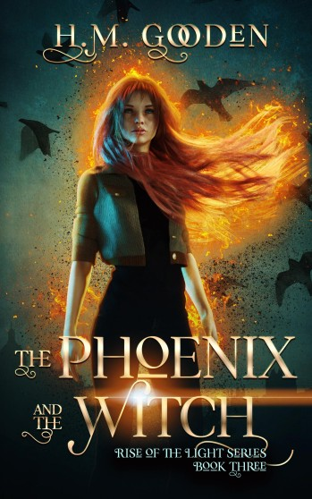 The Phoenix and the Witch Cover