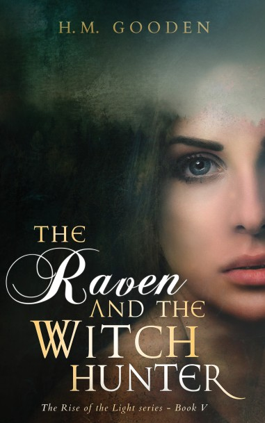 The Raven and the Witch Hunter Cover