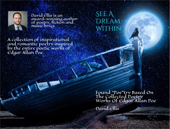 See A Dream Within Amazon Print Cover