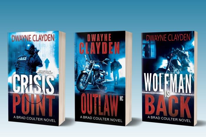 Dwaynes Books Montage
