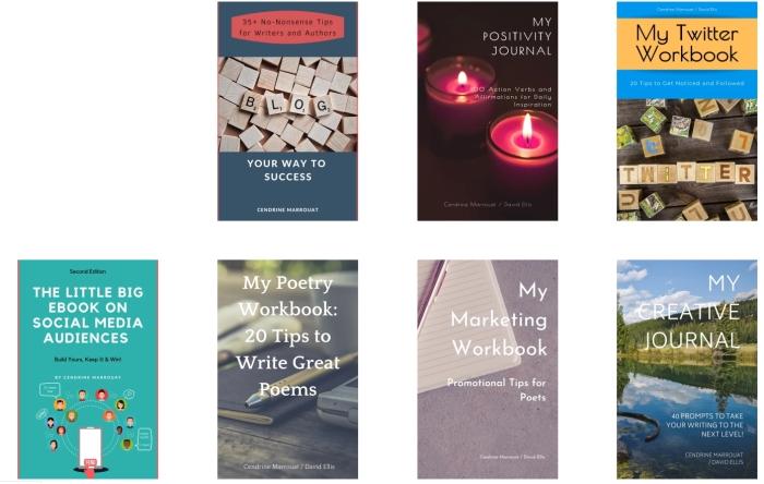 Feb 2020 Journals Workbooks Collage