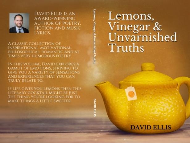 Lemons Print Book Cover
